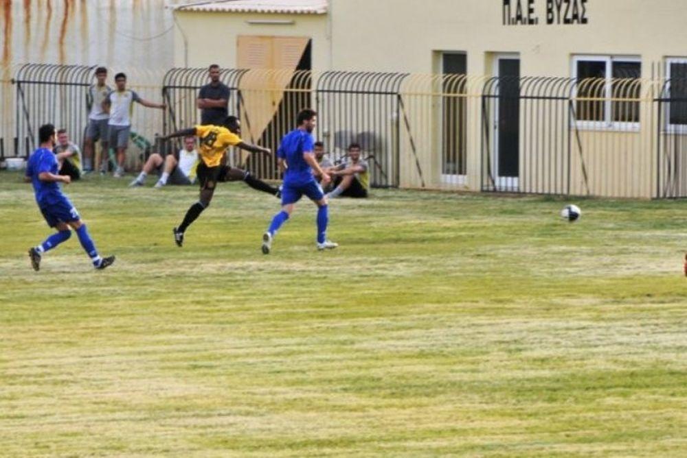 «Άγευστο» 0-0 με Θήβα ο Βύζας
