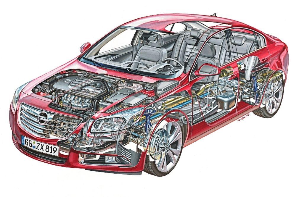 Opel Insignia: Άριστα στην Αντοχή
