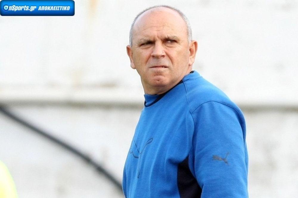 Βαζάκας: «Στη Football League 2 με τον Ελπιδοφόρο»