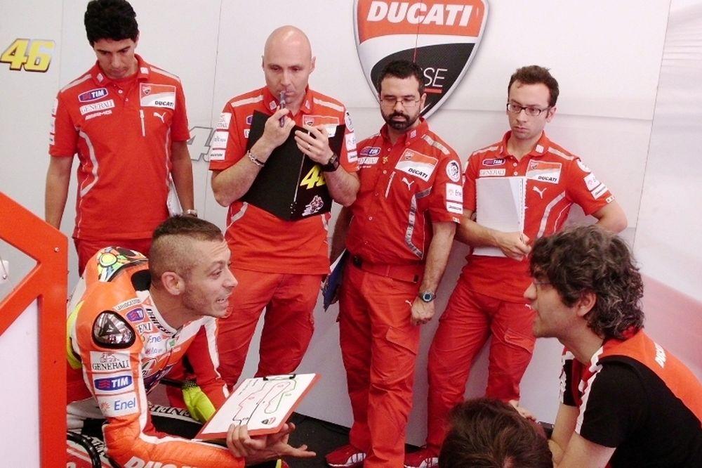 MotoGP: Νέο πλαίσιο για τον Ρόσι