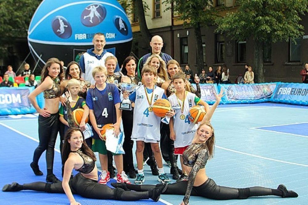 Το μέλλον του Ευρωμπάσκετ!