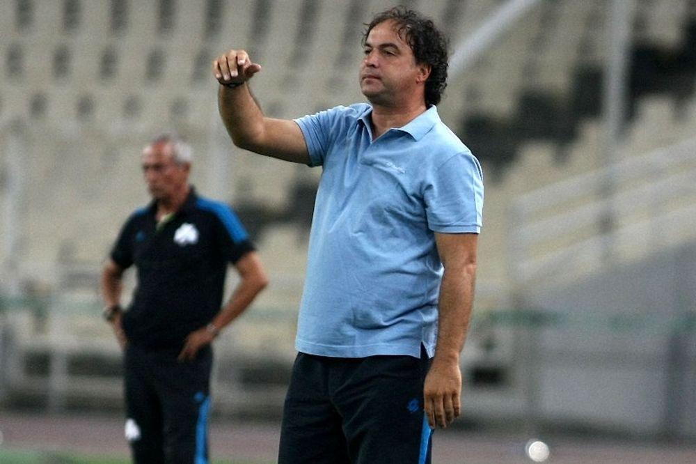 Ντεμόλ: «Δικό μας το ματς με Αστέρα»