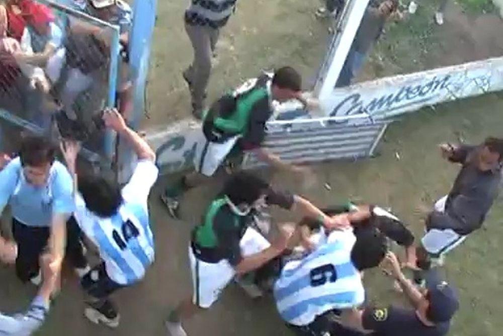 Απίστευτα επεισόδια στην Αργεντινή