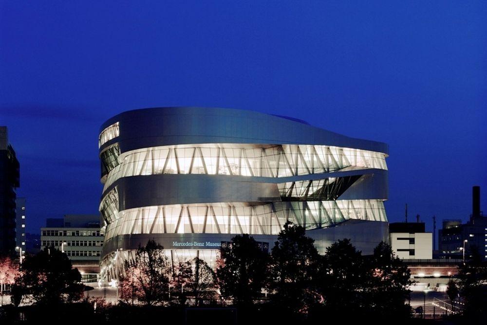 Το μουσείο της Mercedes – Benz