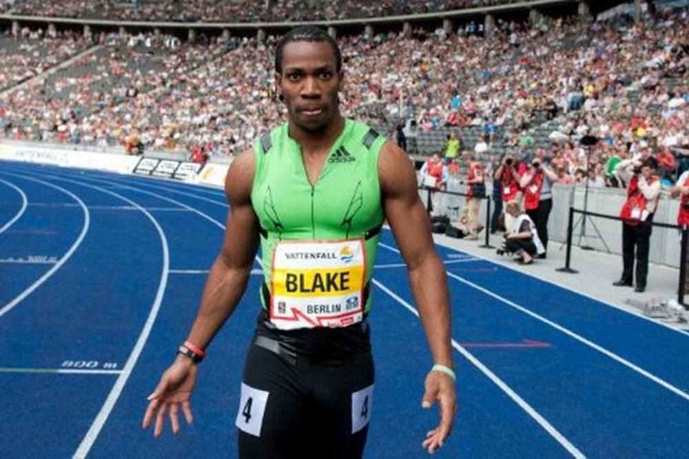 «Έλαμψε» στα 200μ. ο Μπλέικ!