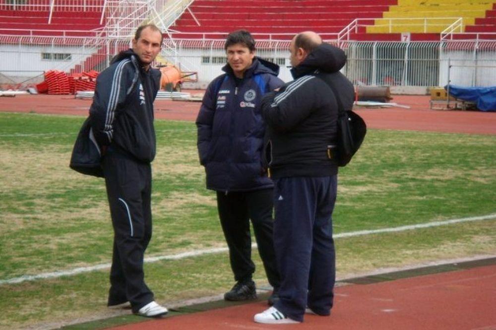 Χατζηκυριάκου: «Η ομάδα βελτιώνεται»