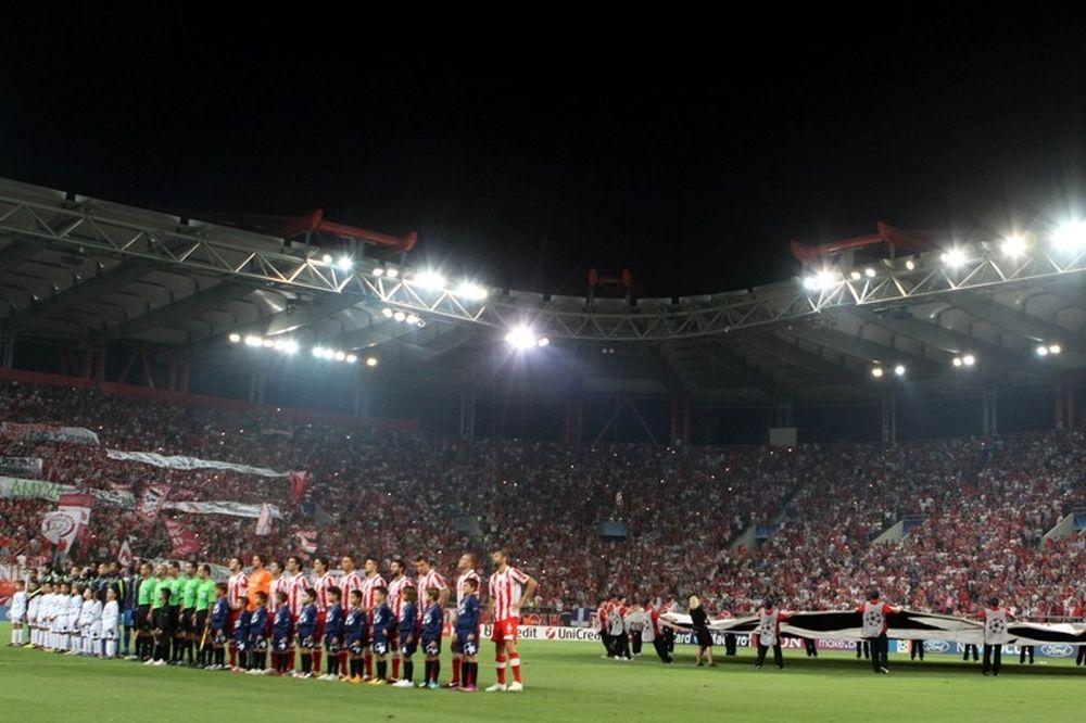 «Λευκή» η έκθεση από UEFA