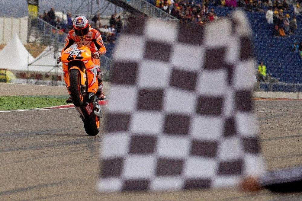 MotoGP Αραγκόν: Άπιαστος ο Στόνερ