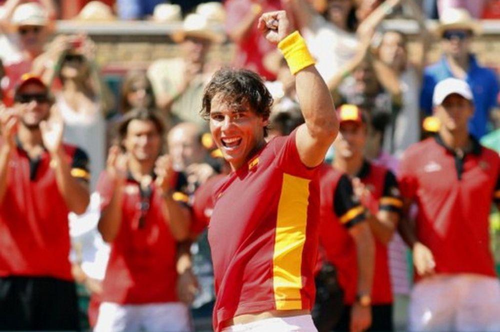 Με Ράφα στον τελικό η Ισπανία