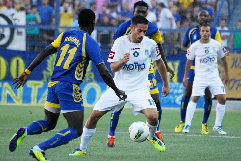 Τσαμπούρης: «Κομβικό το ματς με Ατρόμητο»