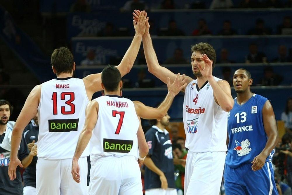 Η καλύτερη πεντάδα του Ευρωμπάσκετ