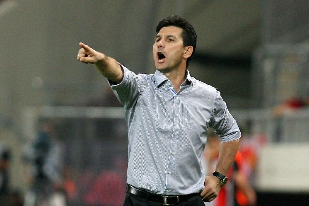 Ουζουνίδης: «Τα χάσαμε στο 1-1»