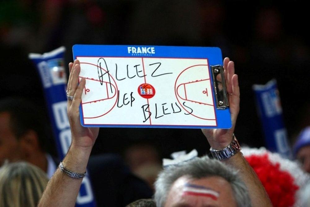 Χαρμολύπη στη Γαλλία