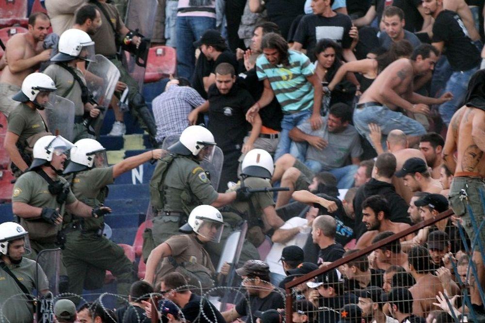 Τονουσίδης: «Φταίει η Αστυνομία»