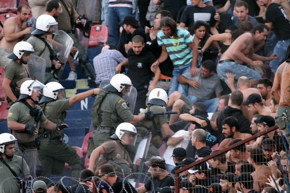 ΠΑΕ ΠΑΟΚ: «Η αστυνομία έκανε αλόγιστη χρήση βίας»