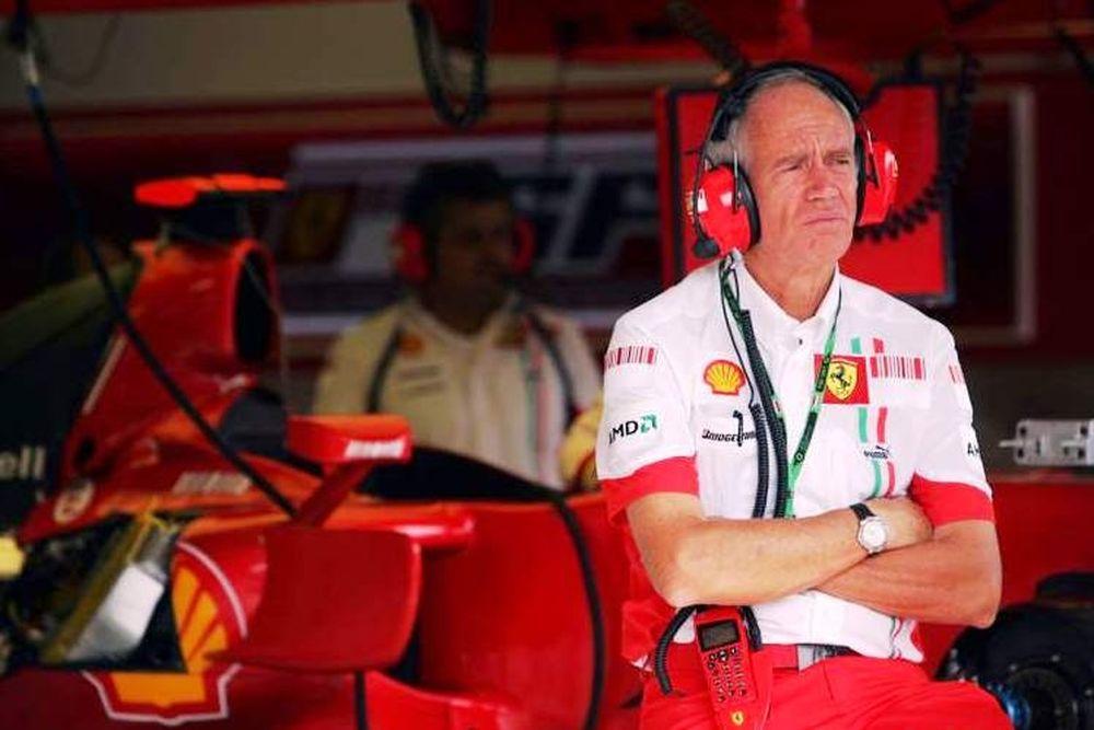 O Ρόρι Μπάιρν ξανά στη Ferrari