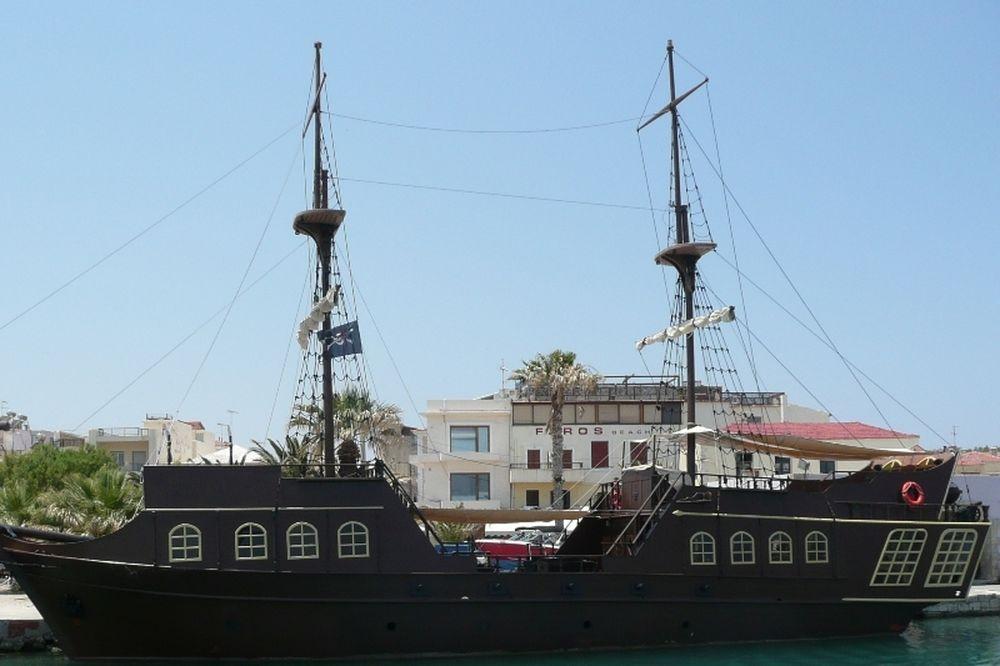 «Ερυθρόλευκοι»... πειρατές στο Ηράκλειο!