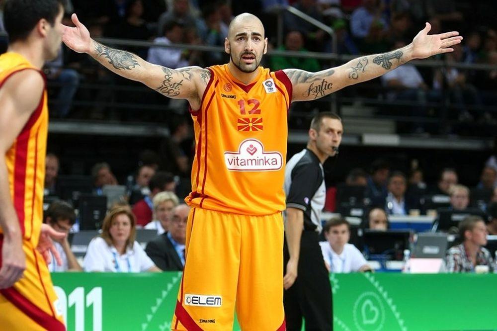 Άντιτς: «Θα ματώνω τη φανέλα του Ολυμπιακού!»