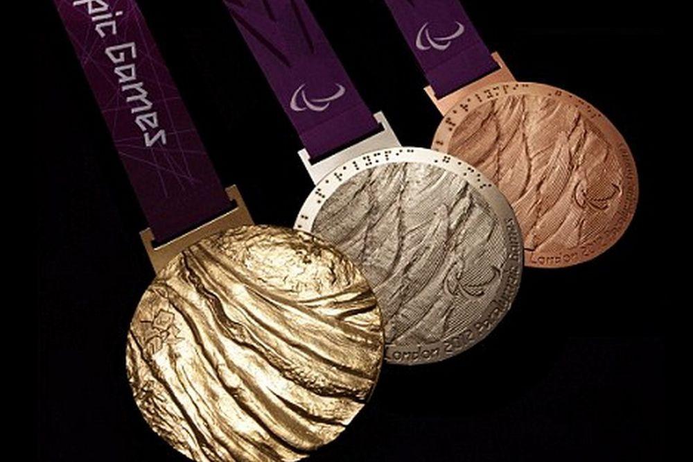 Αποκαλύφθηκαν τα μετάλλια των Παραολυμπιακών