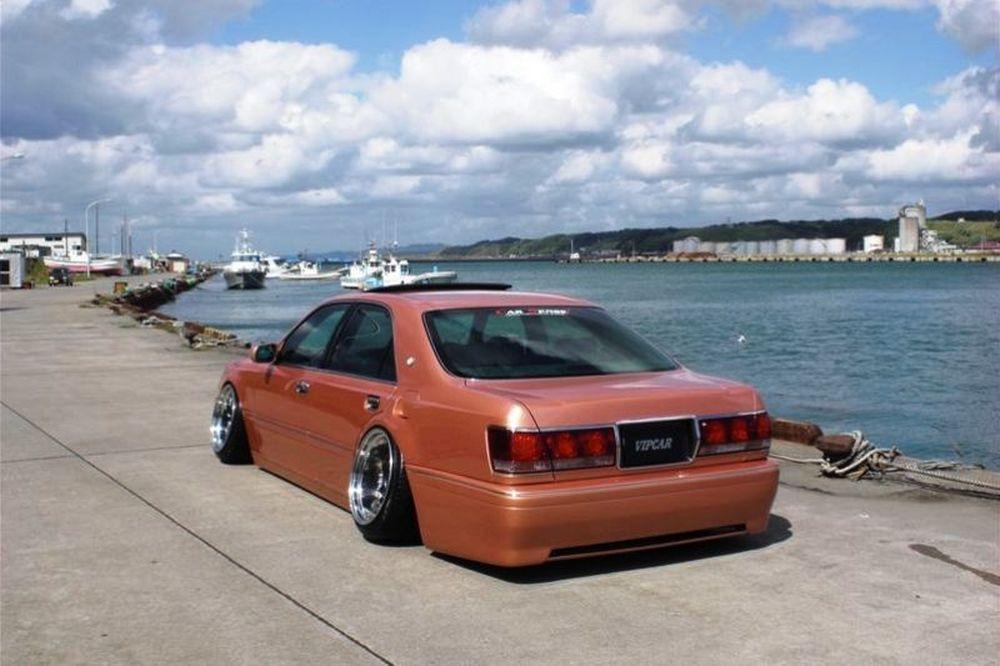 VIP Cars:Τα  αυτοκίνητα της Yakuza (video)