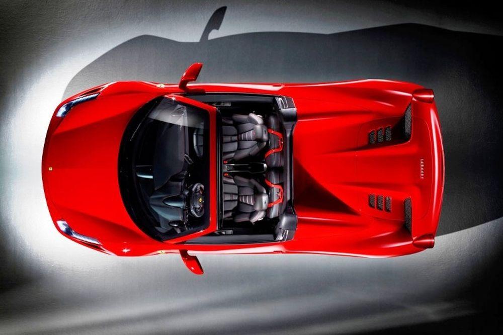 Πως οδηγούμε μία Ferrari 458 Spider