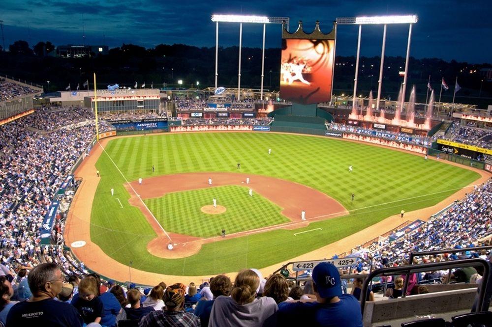 Επίσκεψη MLB στο Κάνσας