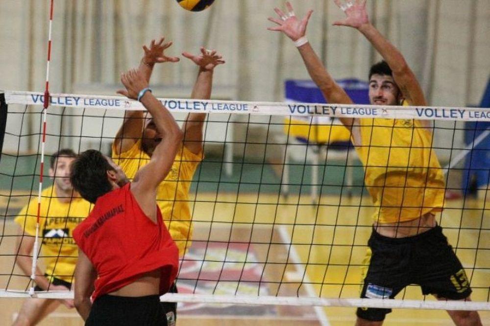 Τακουρίδης: «Έτοιμοι για το πρωτάθλημα»