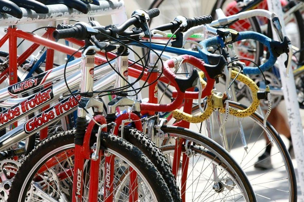 Ποδηλατικός γύρος στην Πτολεμαϊδα