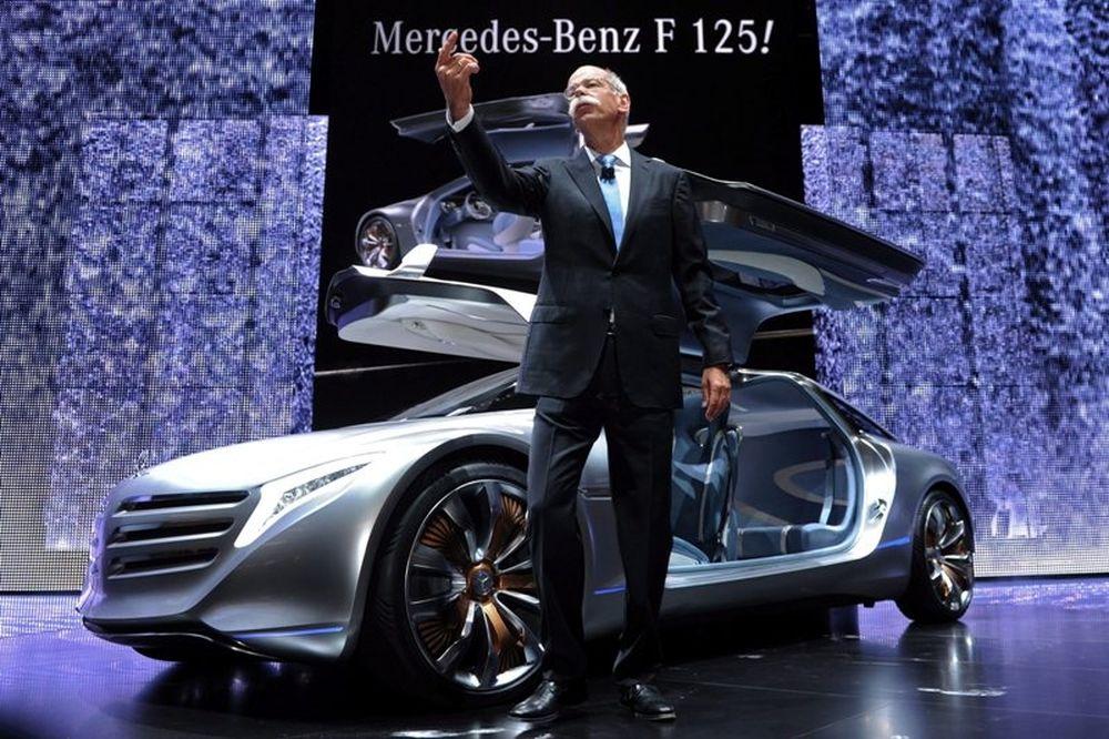Πιθανή κατηγορία για ανθρωποκτονία στον πρόεδρο της Daimler