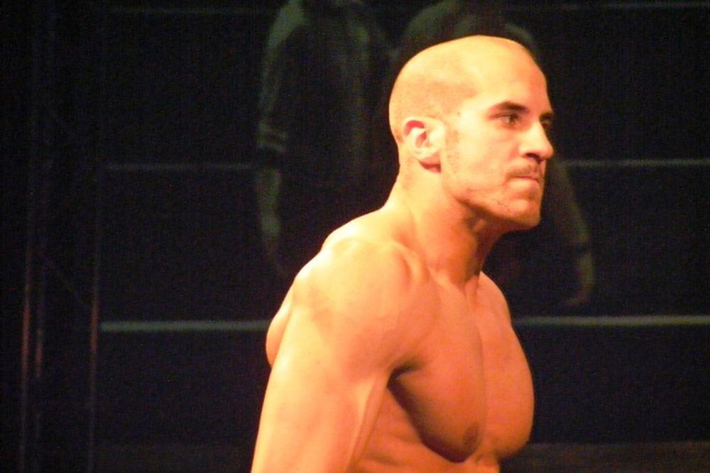 Επίσημα Castagnoli στο WWE