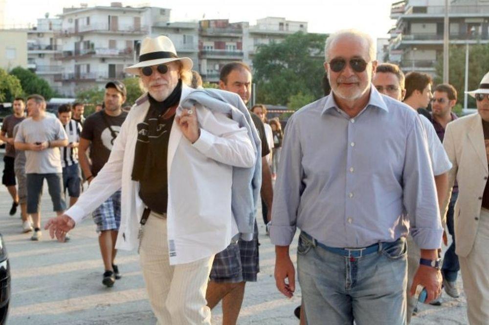Σαχπατζίδης: «Δεν έβαλε ούτε ευρώ ο Φλωρίδης»