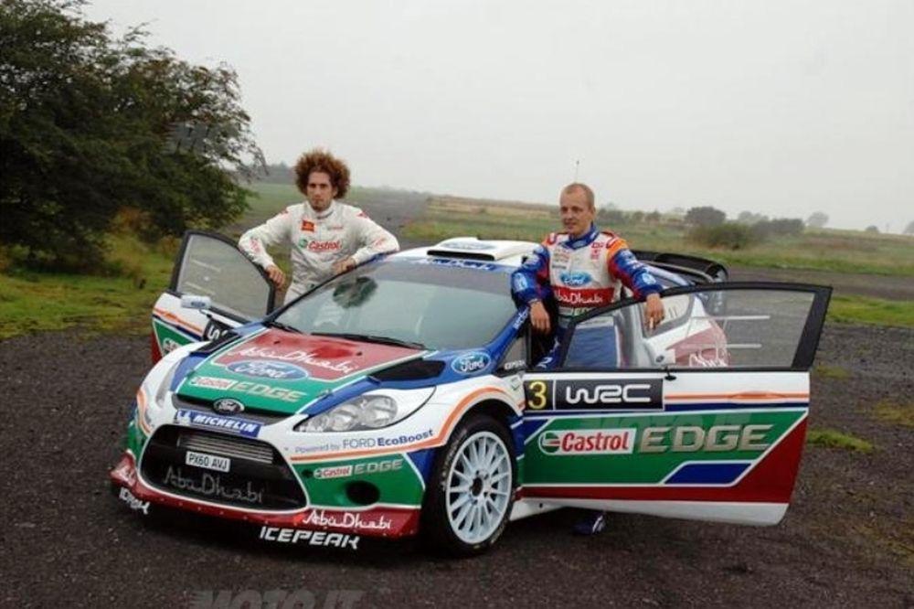 Από το MotoGP στα WRC