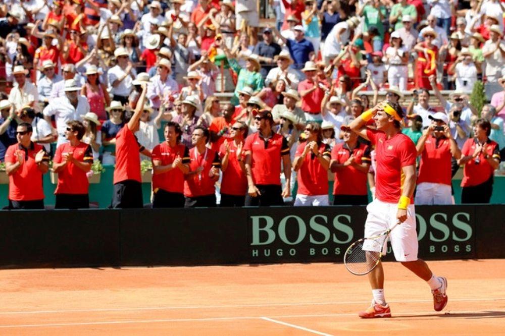 Κλήρωση για το Davis Cup του 2012