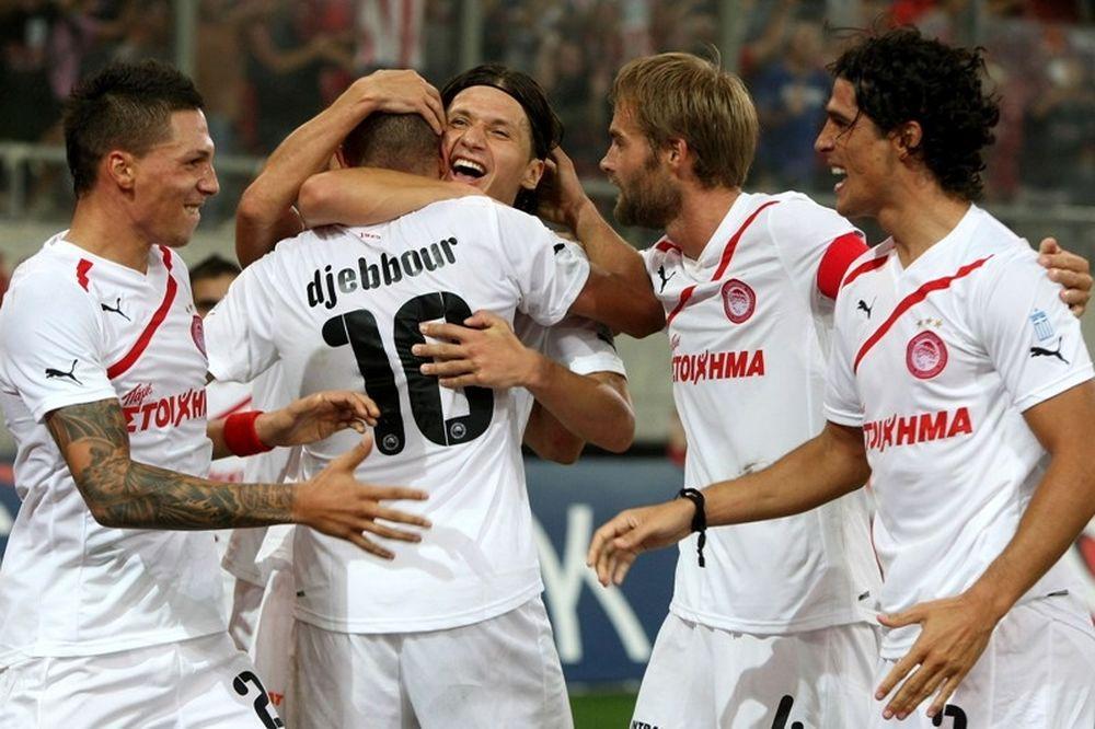Νταμπλ και Champions League από… χρυσό!