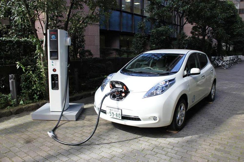 H Nissan επενδύει στις υποδομές ηλεκτροκίνητων οχημάτων