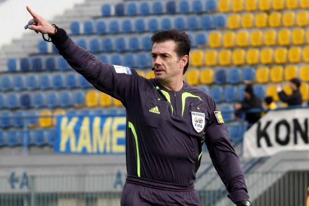 Έλληνες παρατηρητές διαιτητές σε διεθνείς αγώνες
