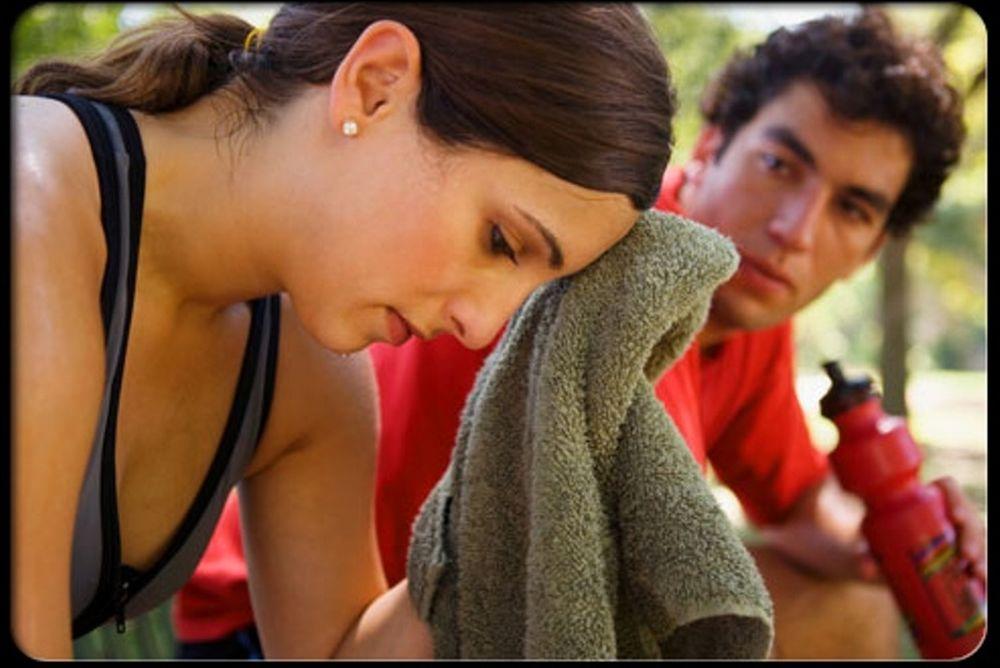 Διατροφή και σωματική κόπωση