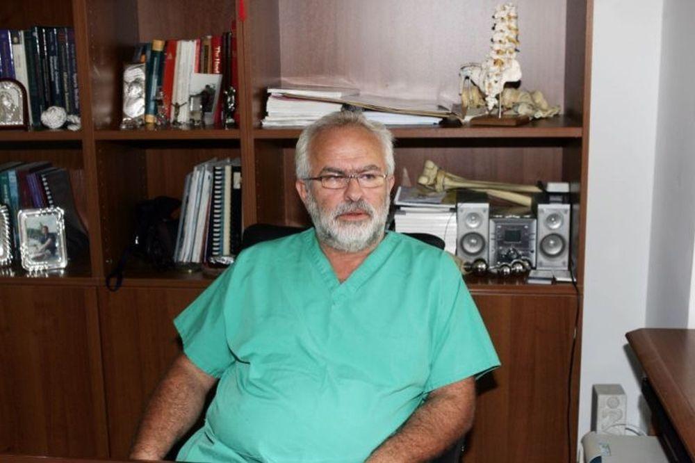 Πανταζής:«Είχα προτείνει άλλη θεραπεία στον Σηφάκη»