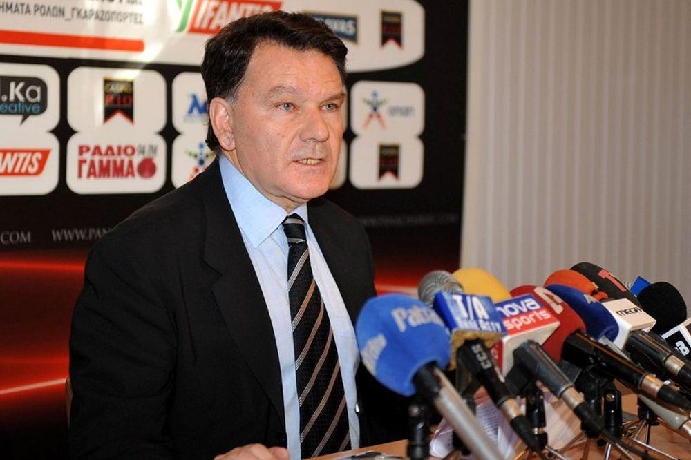 Κούγιας: «Η Παναχαϊκή έχει ρόλο πρωταγωνιστή»