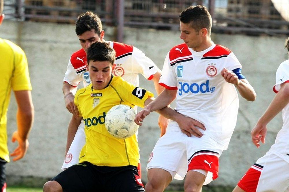 Το πρόγραμμα της Super League Κ-20 (24/09)