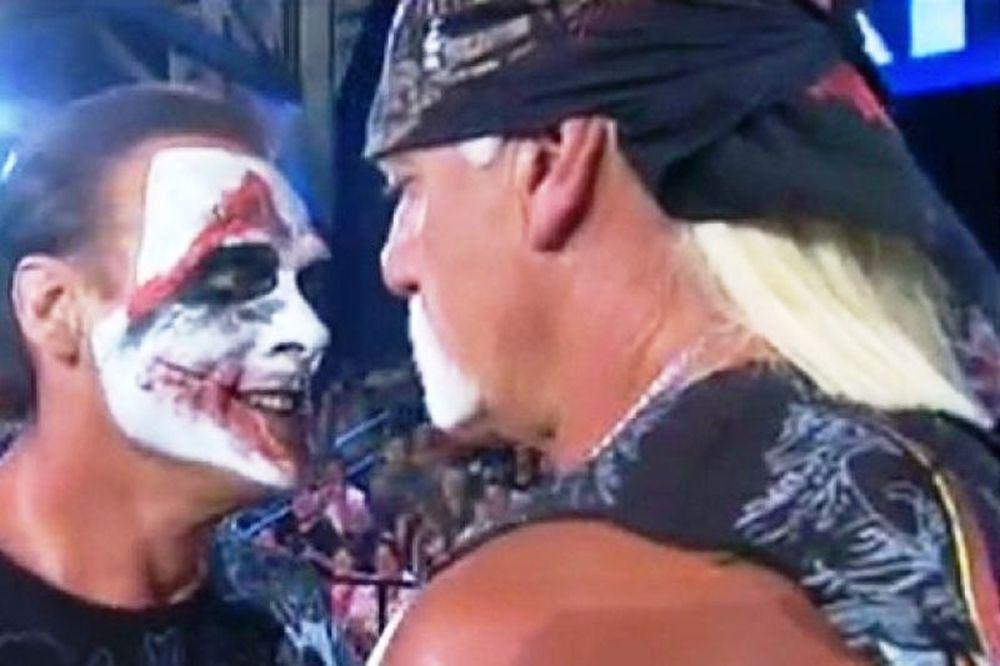 Οριστικά Sting vs Hogan