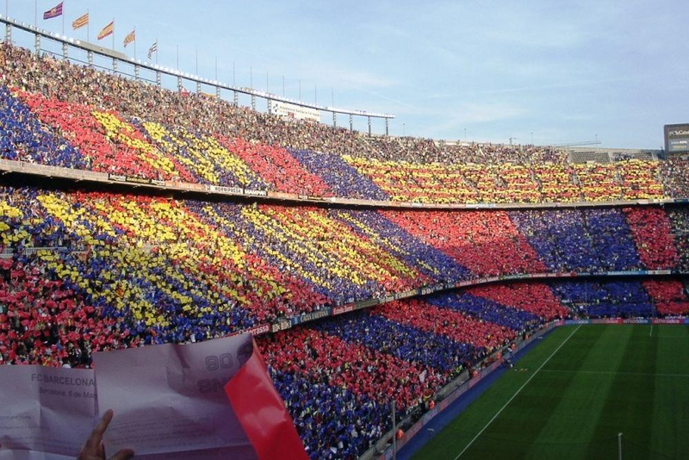 Ο «ναός» του ποδοσφαίρου