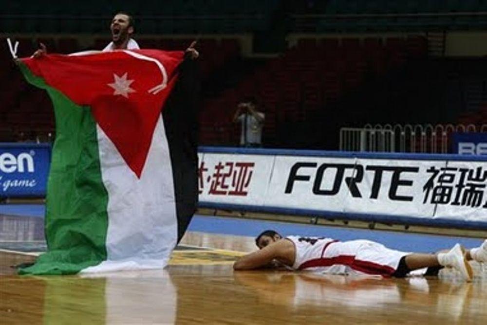 Στο Προολυμπιακό η Ιορδανία
