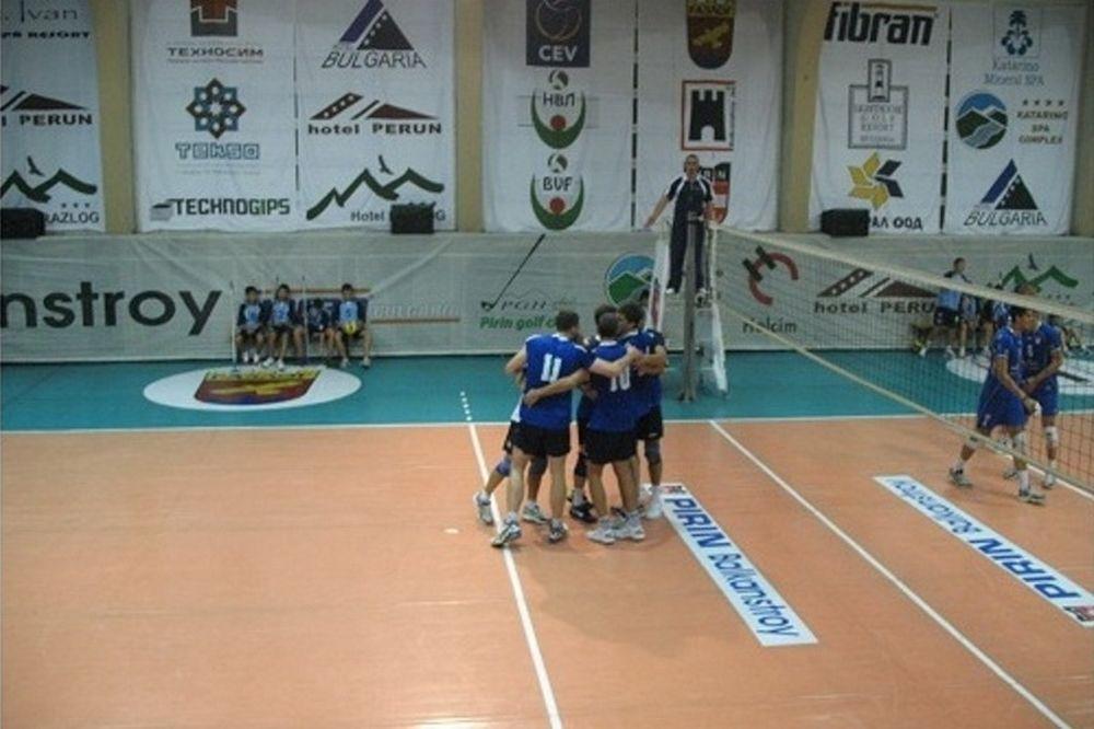 Πρώτη νίκη στη Βουλγαρία