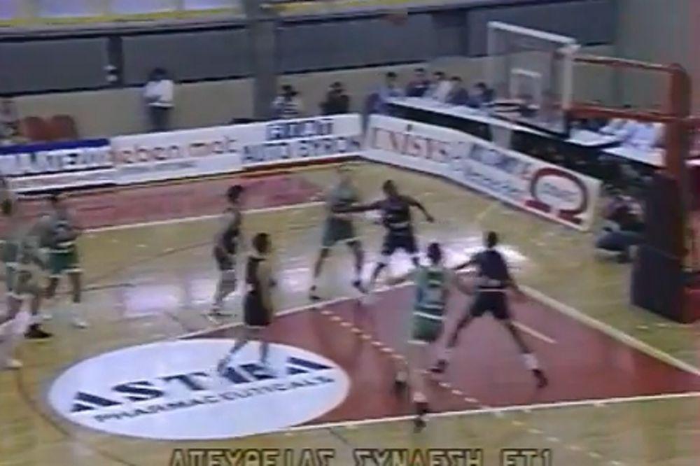 Όταν το μπάσκετ έγινε επαγγελματικό (video)