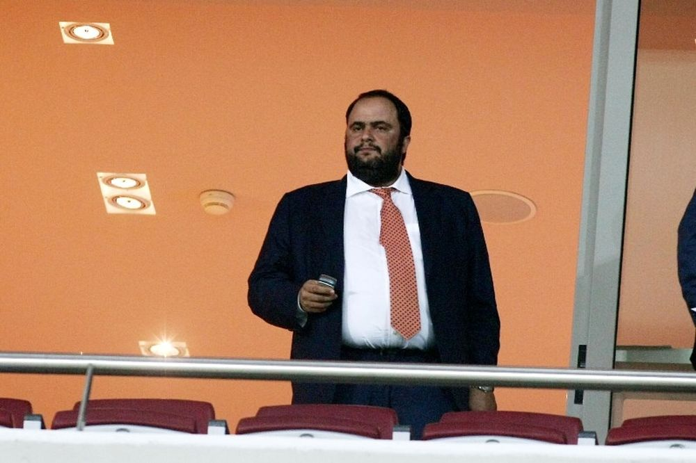 Περιμένει τον Ολυμπιακό στο Λονδίνο ο Μαρινάκης!
