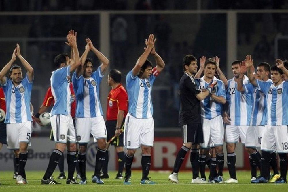 Έτοιμη για τη ρεβάνς η Αργεντινή