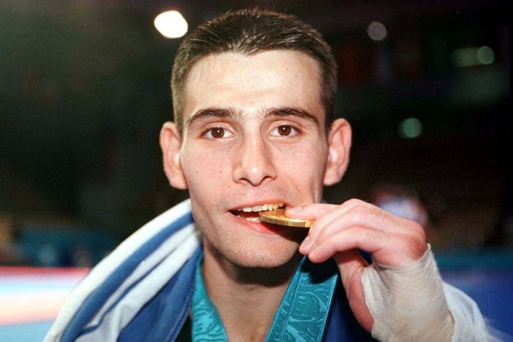 O πρώτος χρυσός στην ιστορία των Ολυμπιακών Αγώνων