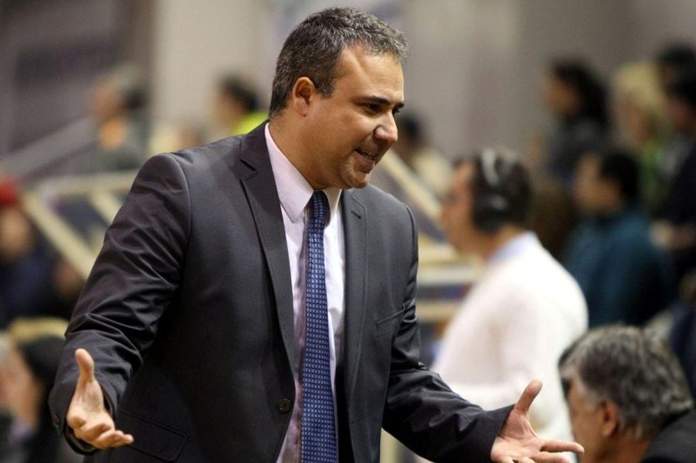 Φλεβαράκης: «Στόχος μας το καλό μπάσκετ»