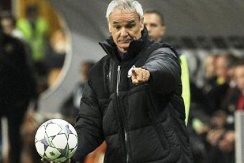 Ρανιέρι: «Επανήλθαμε στο Champions League»